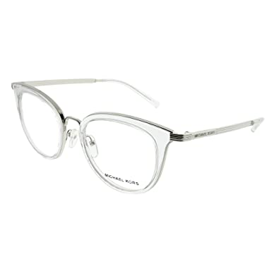 53295b12ad Image Unavailable. Image not available for. Color  Michael Kors ARUBA  MK3026 Eyeglass Frames ...