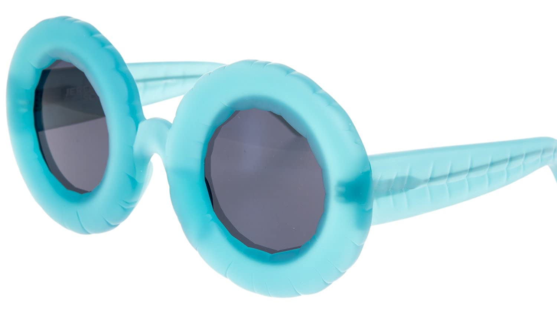 LINDA FARROW Jeremy Scott ユニセックスアダルト カラー: ブルー B077LF3FTM