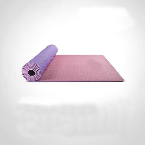 Estera de Yoga Antideslizante Estera de Yoga Hembra ...