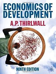 Economics of Development: Theory and Evidence