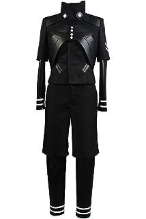 f084179c2 Halloween Japanese Anime Cosplay Costume Ghost Battle Uniform Fancy Dress  Sweatshirt Hoodie Jacket Complete Set