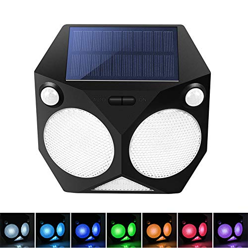 20 Colour Change Solar Party Lights in US - 6