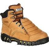 Best Michelin Tire Covers - MICHELIN Men's Steel Toe Metatarsal Guard Boots,Brown,10 W Review