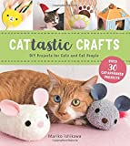 img - for Cattastic Crafts: DIY Project for Cats and Cat People book / textbook / text book