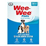 Cheap Four Paws Wee-Wee Standard Puppy Pads, 14 Ct