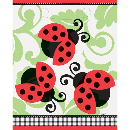 Ladybug Party Goodie Bags,
