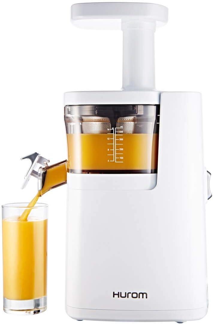 Hurom HQ-W - Extractor de zumo: Amazon.es: Hogar