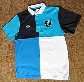 CCC arlequín Leinster Rugby Camiseta Grande: Amazon.es: Deportes y ...