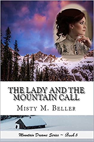 book cover of The Lady and the Mountain Call