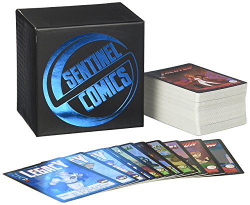 - Greater Than Games Sentinels of The Multiverse 5th Anniversary Foil Hero Collection Card Game