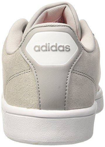 adidas Herren Cloudfoam Advantage Sneaker, Mehrfarbig (Grey Two F17/grey Two F17/solar Red)