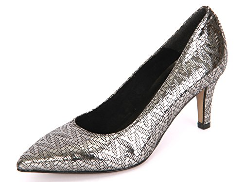 Escarpins Femme Metallic Or 22450 964 Tamaris xwCqz88