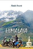 capa de Viagem de Moto pelos Caminhos do Himalaia