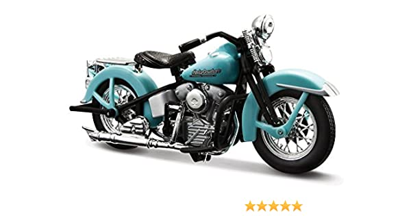 1946 Harley Davidson FL Knucklehead [Maisto 35024], Sons Of Anarchy - John