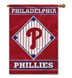 MLB Philadelphia Phillies House Banner, 28 x 40-Inch
