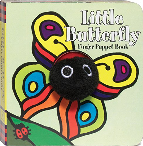 Little Butterfly: Finger Puppet Book (Little Finger Puppet Board Books)