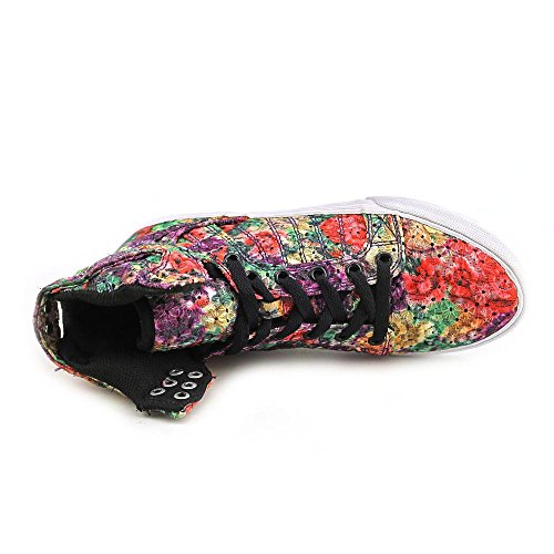 Supra WOMENS SKYTOP SW18021 Damen Sneaker Mehrfarbig