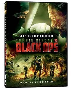 Zombie Ninjas Vs Black Ops Edizione: Stati Uniti Italia DVD ...