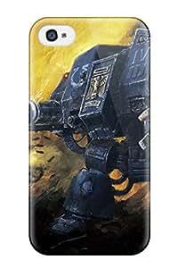 New Warhammer Tpu Case Cover, Anti-scratch ZippyDoritEduard Phone Case For Iphone 4/4s
