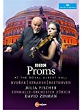 Julia Fischer at the BBC Proms