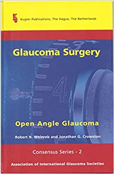 Book Glaucoma Surgery: Open Angle Glaucoma