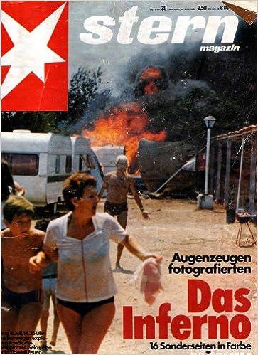 Amazon.com: STERN MAGAZIN, JULI 1978, IN GERMAN: AUGENZEUGEN ...
