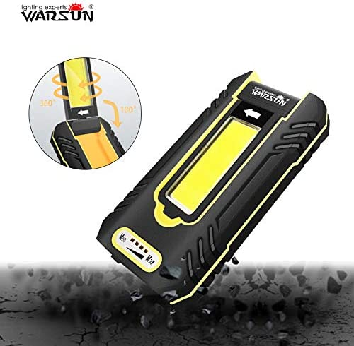 Warsun Portable Rechargeable Work Light