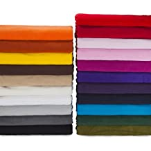 Polar Fleece Fat Squares Fabric, Quality Material, International Approved Test Report for Anti Pill Finish. 21 Fashion Colours, 50 x 75cms Pieces, Medium weight,320 Grams. Beautiful Plush Pile for garments, home décor & crafts. Vegan Alternative to Wool! Great Wholesale Price. ( meter and ½ meters variables also available)