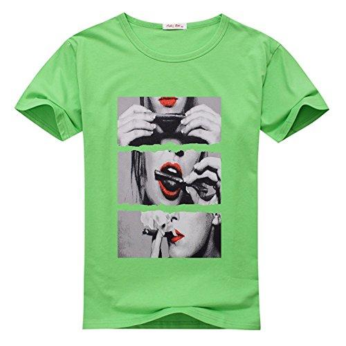 Smoke New Jumper Mens (CXCDIY New Fashion Custom Roll It Lick It Smoke It Men's Sweatshirt by)
