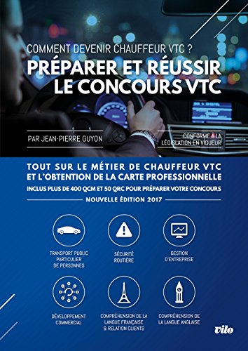 t l charger pr parer et r ussir le concours vtc de jean pierre guyon pdf thechungmagni. Black Bedroom Furniture Sets. Home Design Ideas