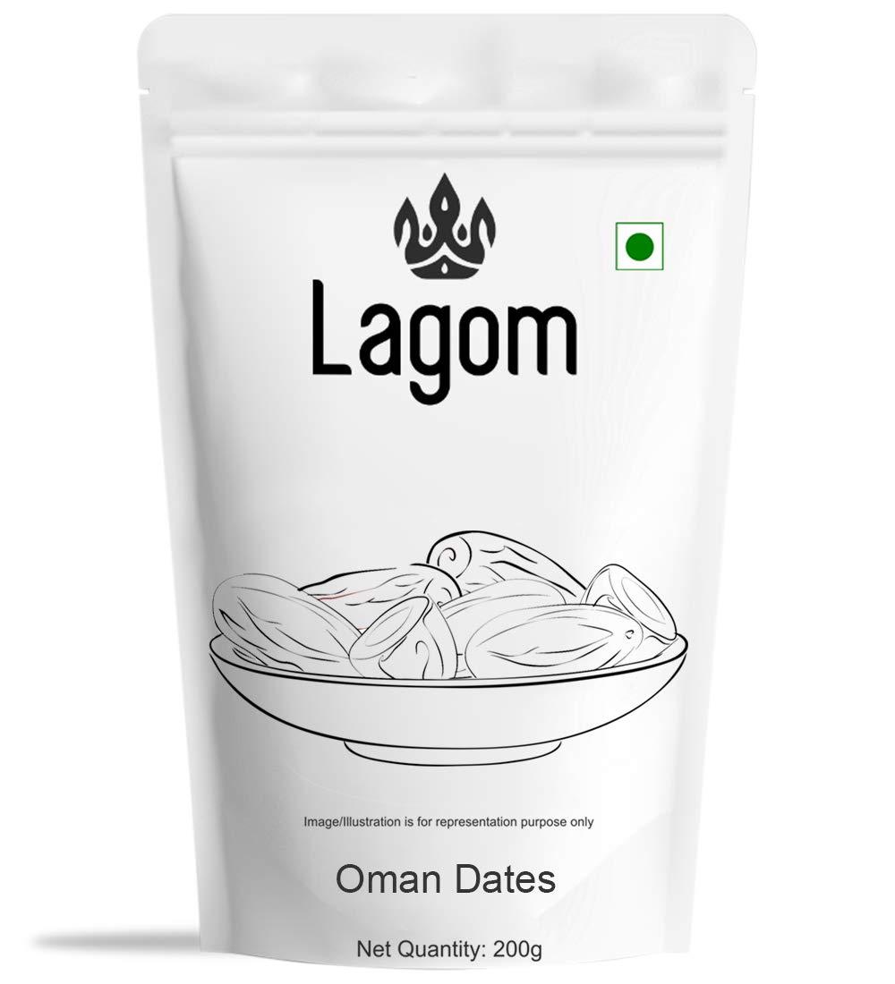 Lagom Oman Dates (Khajoor), 200g (B07Q6S5JQG) Amazon Price History, Amazon Price Tracker