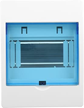 Caja de protección de distribución de energía de la cubierta ...