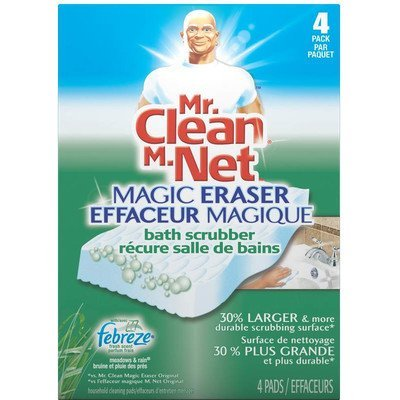 mr clean scrubber - 7
