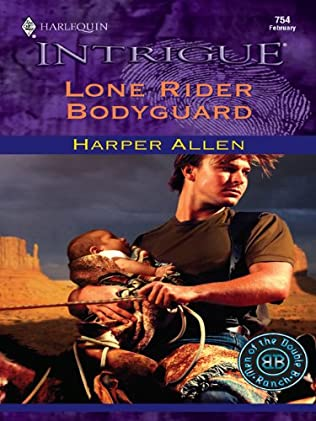 book cover of Lone Rider Bodyguard