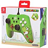 Nintendo Switch Wired Controller  Yoshi (Character Series)