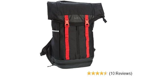 Amazon.com  Nike Lebron AMBASSADOR BACKPACK (BLACK UNIVERSITY RED  BLACK)   Sports   Outdoors 70cba88dacafb