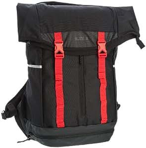 Nike Lebron AMBASSADOR BACKPACK (BLACK/UNIVERSITY RED//BLACK)