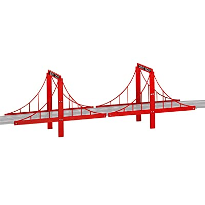 Carrera 61604 Bridge Section Part for GO!!! and Digital 143 Sets 1:43 Scale: Toys & Games
