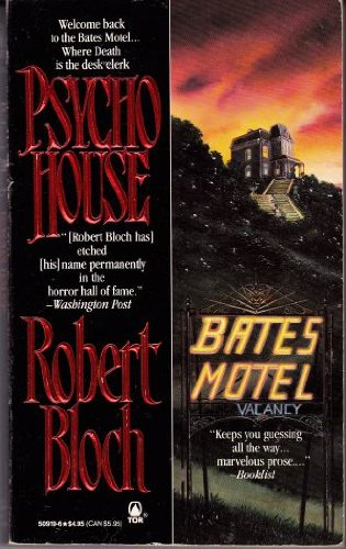 book cover of Psycho House