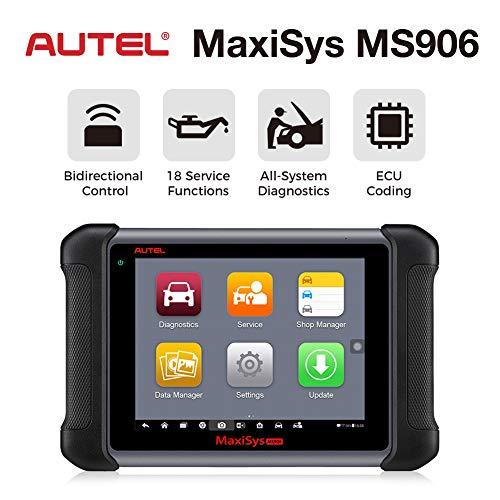 Autel Scanner Maxisys MS906 Automotive Diagnostic Scan Tool (Advanced Version