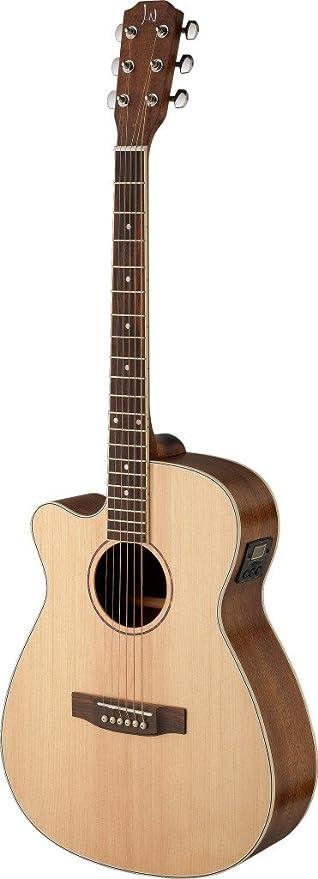 James Neligan ASY-ACE LH guitarra acustica eléctrica modelo para ...