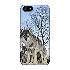 Cute Tpu LastMemory Pack Of Wolves For My Angel Friend Glyn (universelover) Case Cover For Iphone 5/5s