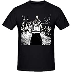 Rocket From The Crypt Rip Mens Funny t shirts O Neck Black