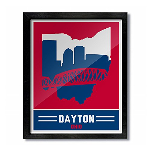 dayton flyers poster - 7