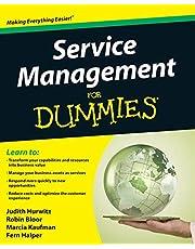 Service Management For Dummies