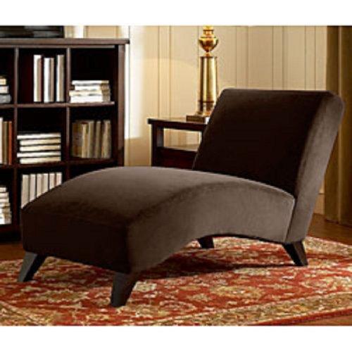 Bella Chaise Dark Brown (Del Mar Sectional Sofa)