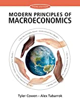 Modern Principles: Macroeconomics, 3rd Edition Front Cover