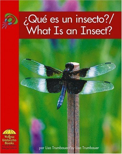 ??Que es un insecto? / What Is an Insect? (Science - Bilingual) (Multilingual Edition) by Lisa Trumbauer - Sight Que Es