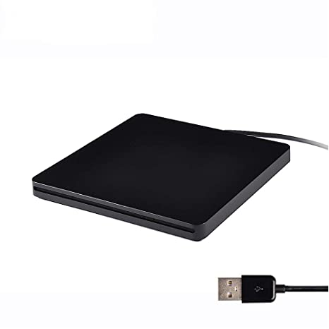Amazon com: External CD DVD High Drive Burner USB 2,0