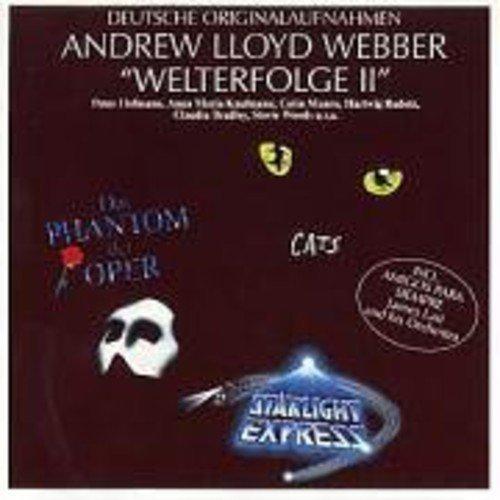 Andrew Lloyd Webber - Welterfolge Ii By Andrew Lloyd Webber (1997-05-09) - Zortam Music